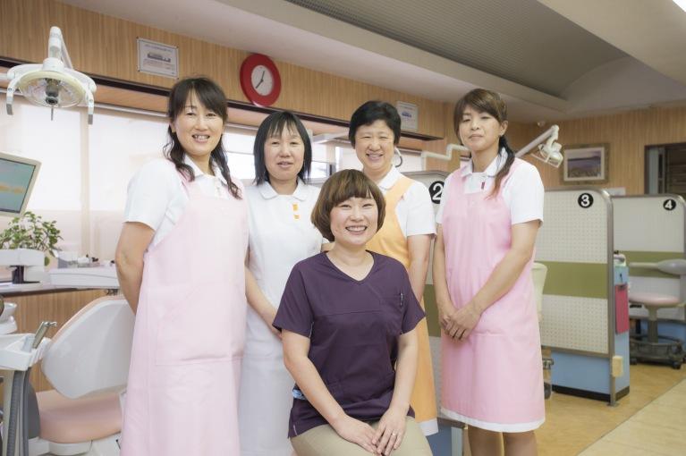 女性目線の優しい歯科診療